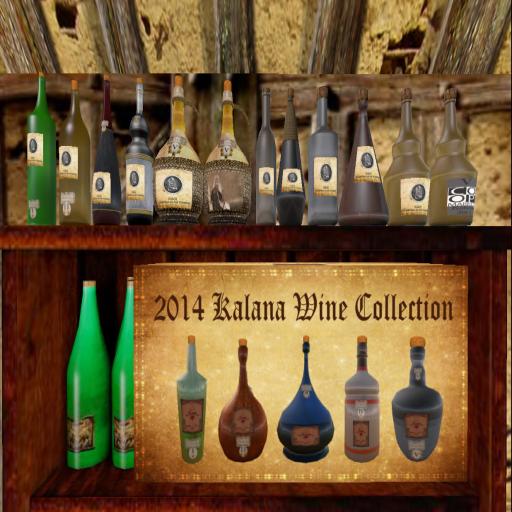 Kalana Collection L-R 2013 _ 2015 _ 2014