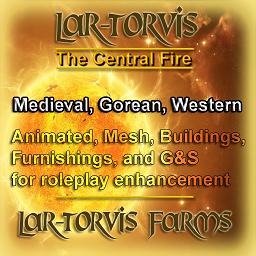 Lar-Torvis Market Logo